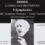 トスカニーニ ベートーヴェン 交響曲全集(1939) 中篇