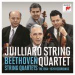 ジュリアード弦楽四重奏団のベートーヴェン