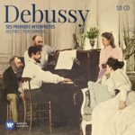 ドビュッシー 歴史的初期録音集 – 01